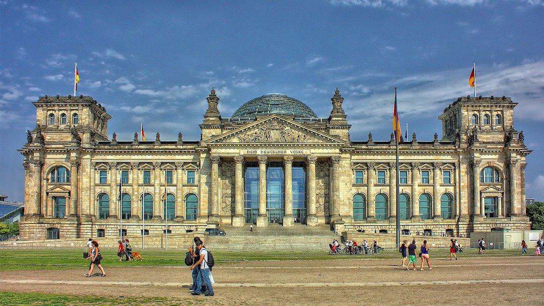Zeit in Deutschland