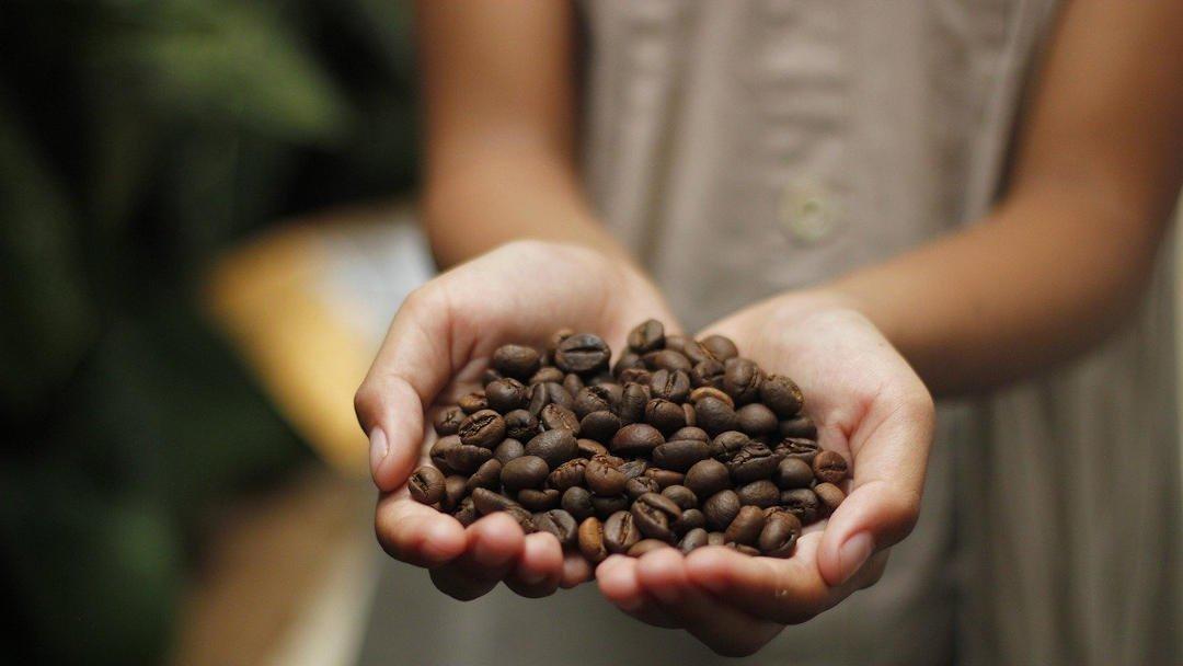 Unterstützung durch Kaffee